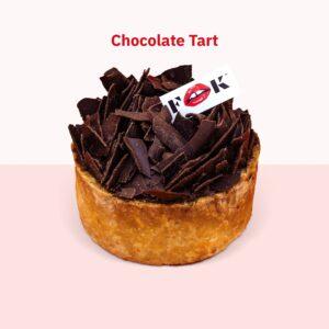 French Kiss Chocolate Tart