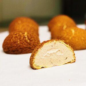 Horchata Cream Puff