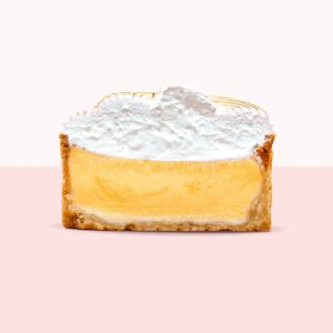 Lemon Tart Cutaway